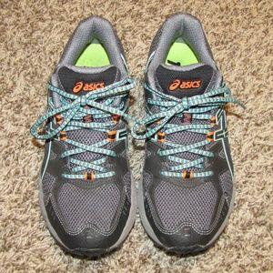 ASICS Womens Gel Kahana Trail Running Shoe Sz. 7.5